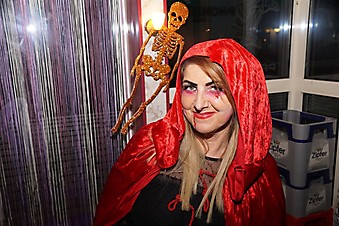 Halloween im Münichholz - Cafe Pavillon & Pik Ass